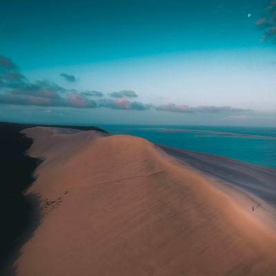 Comment être seul au monde sur la Dune du Pilat
