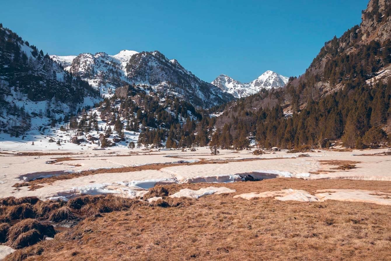 Plateau Ariège ensoleillé